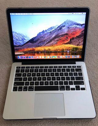 "Macbook Pro""13 Retina Early 2013"