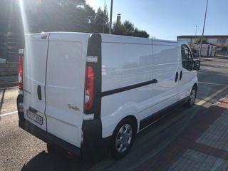 furgoneta+equipo de desatascos y limpieza(bomba)