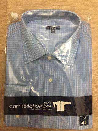 Camisa para traje NUEVA Talla 44