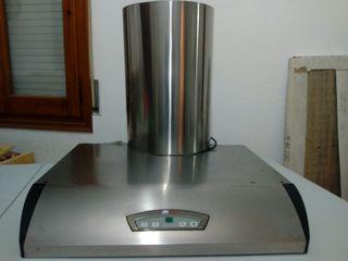 Campana extractora INOX