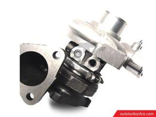 Turbo de intercambio 49135-04011 Hyundai 80 CV