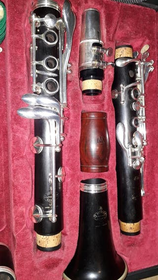 Clarinete Buffet RC