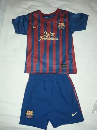 Equipaje FC BARCELONA NIKE ORIGINAL niño