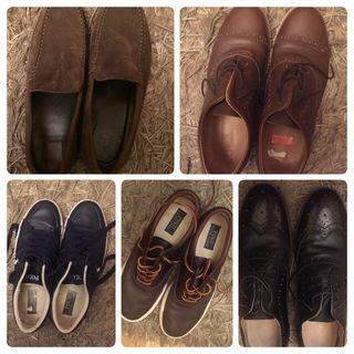 Zapatos de firma num 43
