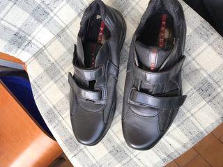 Zapatos de piel PRADA n 42