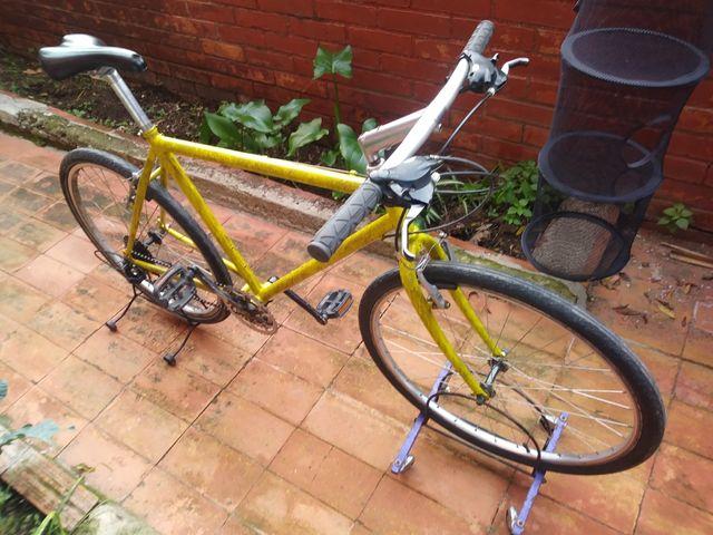 Bicicleta tipo fixiecuadro specialized poco pesada