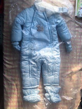 Buzo- abrigo 12 meses Chicco