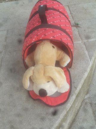 muñeco perro