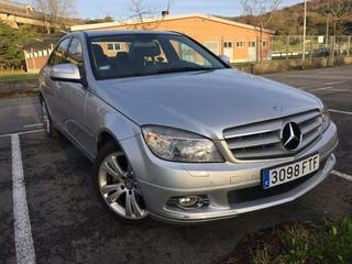 Mercedes-Benz Clase C CDI 2008