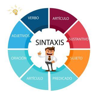 Clases de sintaxis y lengua castellana