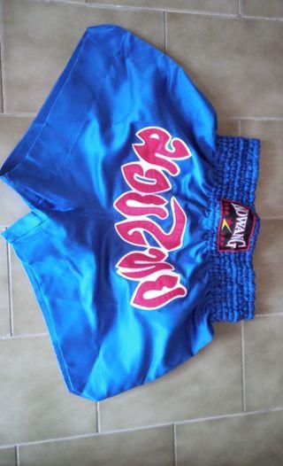 Calzonas XXL kickboxing muay thai