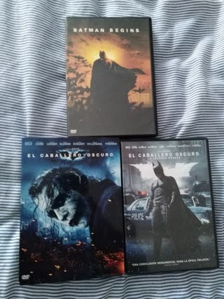 Películas Batman DVD