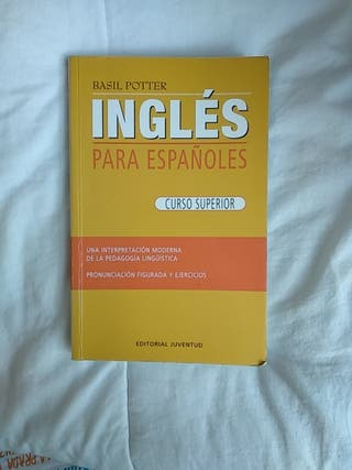 inglés para españoles - curso superior