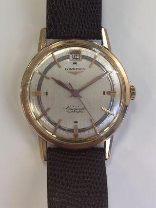 Reloj Vintage Longines Conquest - Rolex