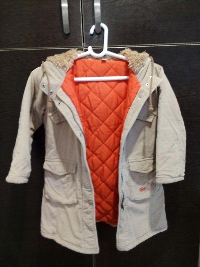 abrigo, chaquetón, niña