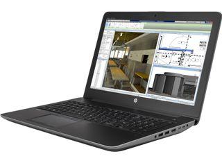 HP WORKSTATION ZBOOK 15 | i7 | 8GB RAM | 128GB SSD