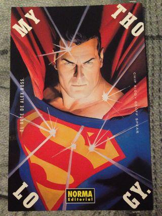 Postal Superman: Mythology