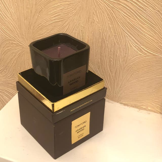Tom Ford candle