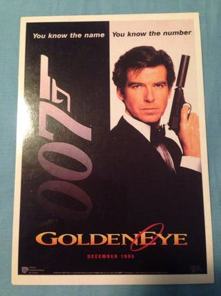 Postal 007: Goldeneye