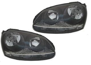 FAROS VW GOLF 5 03-08, portes incluidos