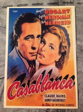 Postal Casablanca
