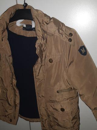 abrigo de mayoral t2años
