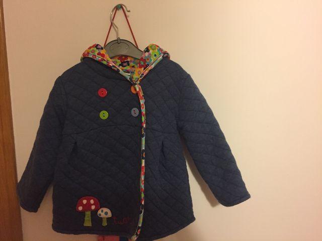 407466fcf6b Chaqueta abrigo bebe acolchada Tuc Tuc 12 meses de segunda mano por ...