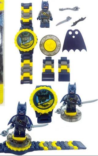 reloj lego batman A ESTRENAR