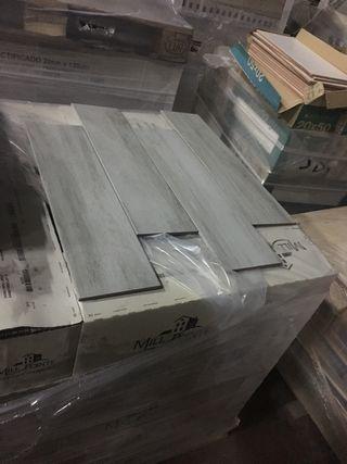 Gres carson gray 15x60 en comercial