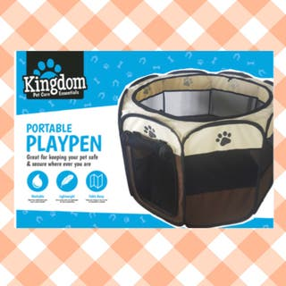 Pet Portable Playpen (28131)