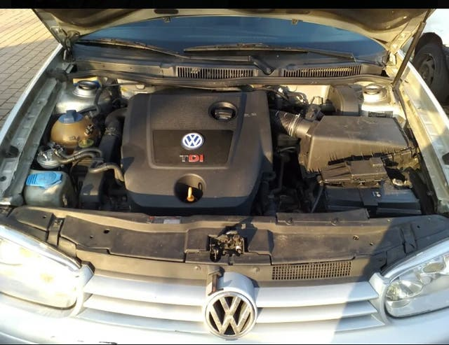 Volkswagen golf serie4 2001