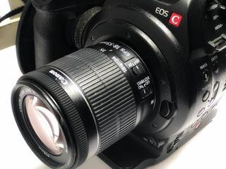 Cámara Canon EOS C100