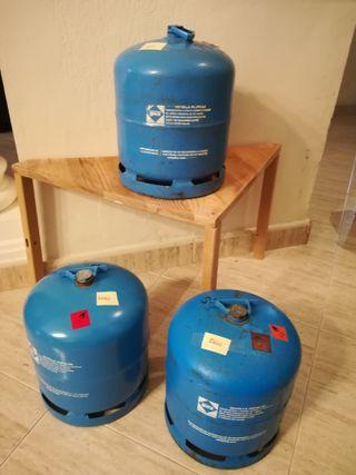 BOMBONAS DE GAS RECARGABLE CAMPINGAZ