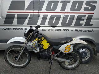 Honda CRM 50cc.