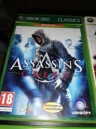 Assassins Creed Xbox 360