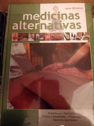 Libros de medicina alternativa