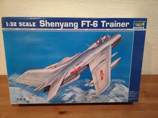 Maqueta Shenyang FT6