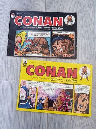 Conan cómics
