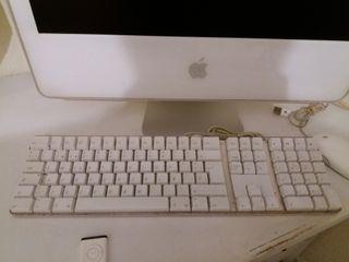 Imac de Apple para piezas o decoración