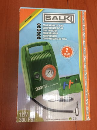 Salki mini compresor 300psi