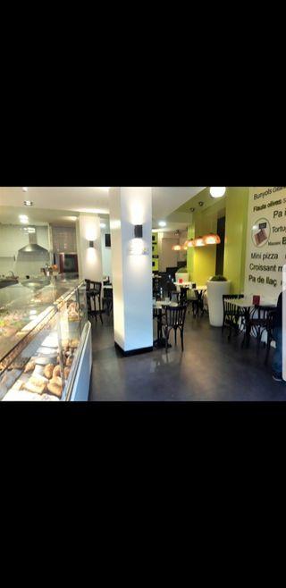Traspaso panaderia cafeteria ciudad de la justicia