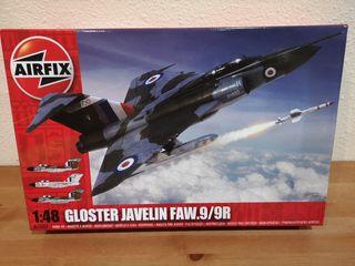 Maqueta Gloster Javelin