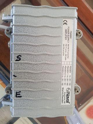 Amplificador de antena TV