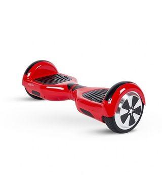 """Hoverboard 6.5"""" De Color Rojo, Hasta 20 Km, Blueto"""
