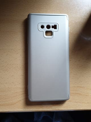 funda carcasa 360° Samsung Galaxy note 9.