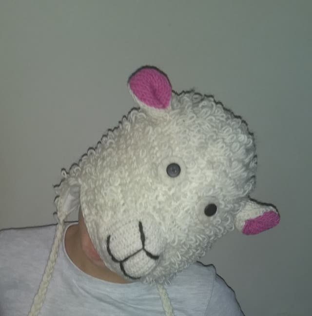 Gorro de oveja