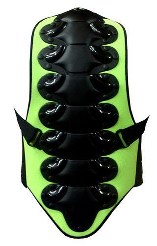 Espaldera verde