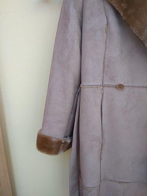 abrigo borreguillo