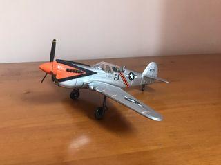 Maqueta Mustang P-40 Fighter