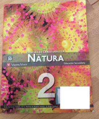 Libro Ciencias de la Naturaleza 2